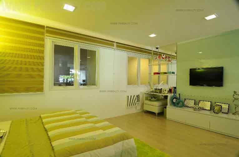 1 Bedroom Interior Unit