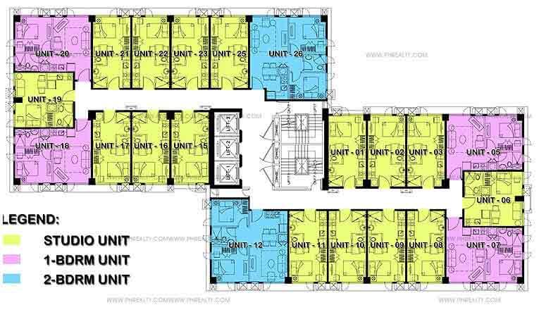 Tower 2 sunshine 100 city plaza pioneer property 101 inc for 100 floors 17th floor
