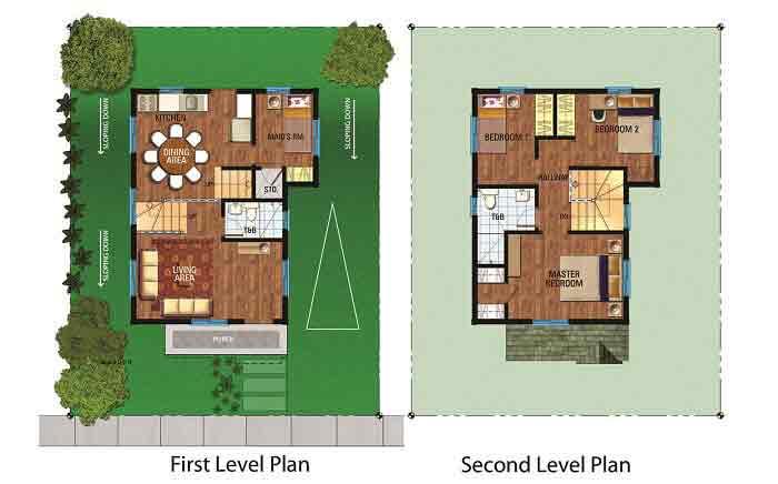 Avida settings cavite avida land house lot for sale in for Ashby house plan