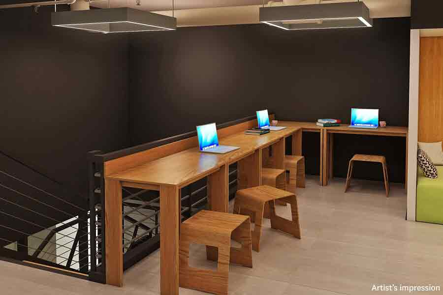 CoLab Shared Spaces