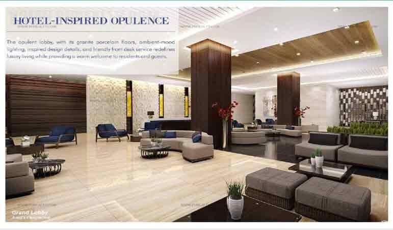 Hotel Inspired Opulence