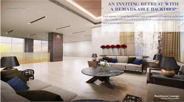 Penthouse-Lounge