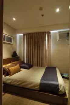 Combined Studio Bedroom