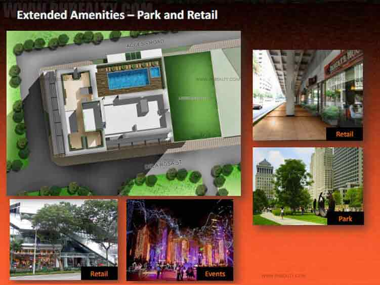 Extended Amenities