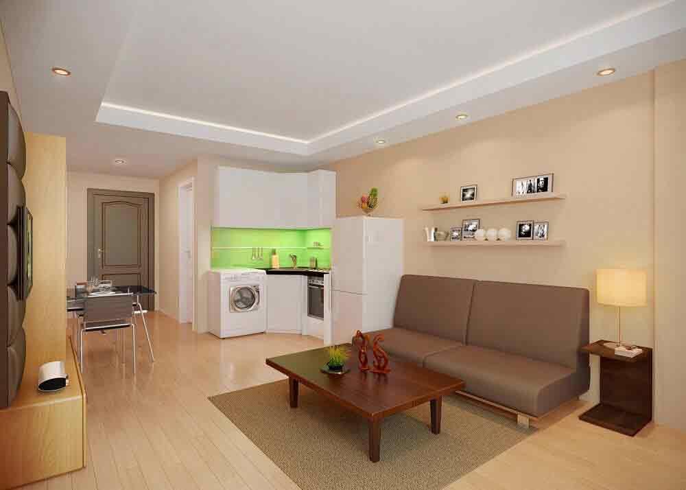 Living Room - Studio