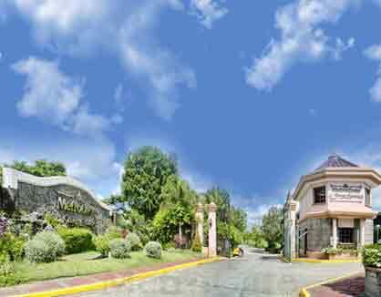 Metrogate silang model houses