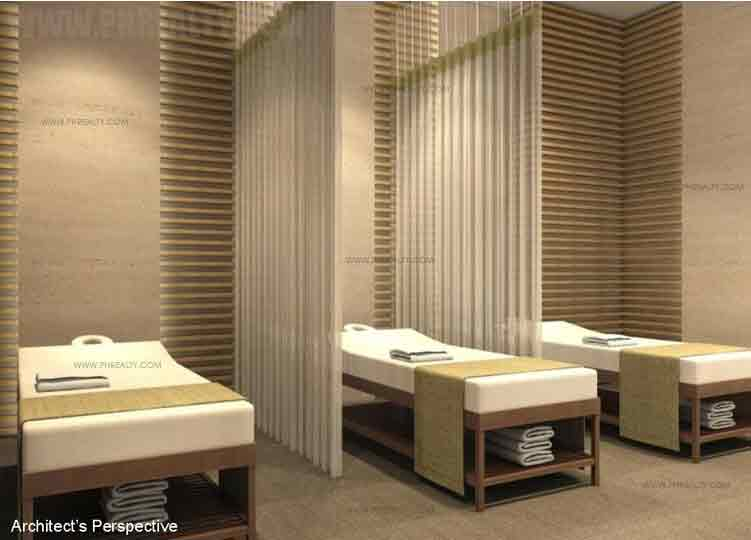 Soothing Spa Room