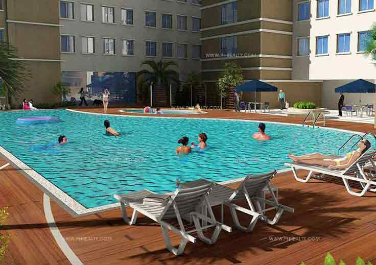 Viridian filinvest lot only for sale in laguna with for Swimming pool site plan
