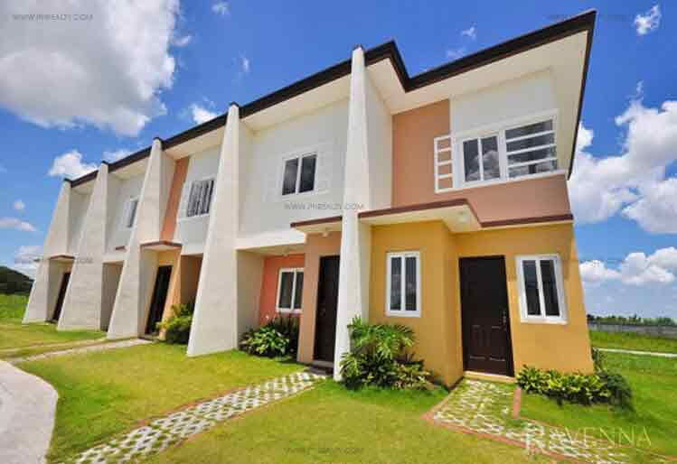 Two Storey Townhouse