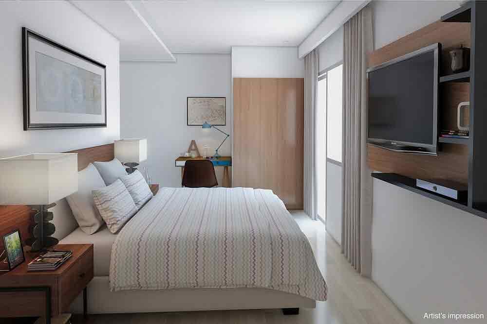Link Unit - Masters Bedroom