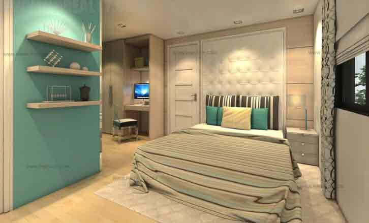 Aurora Master Bedroom