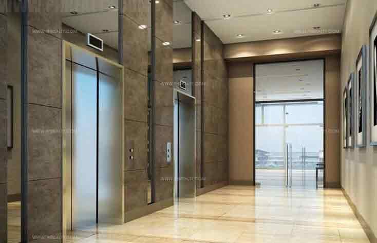Elevator & Lobby