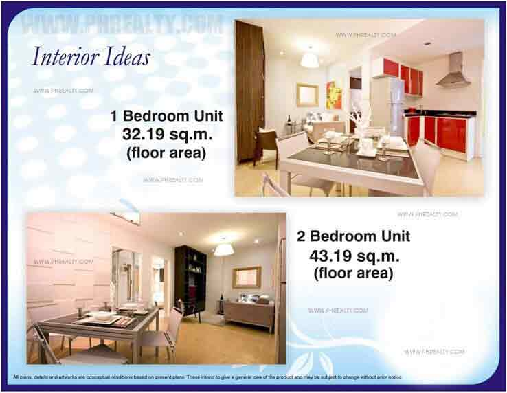 1 BR and 2 BR Interior