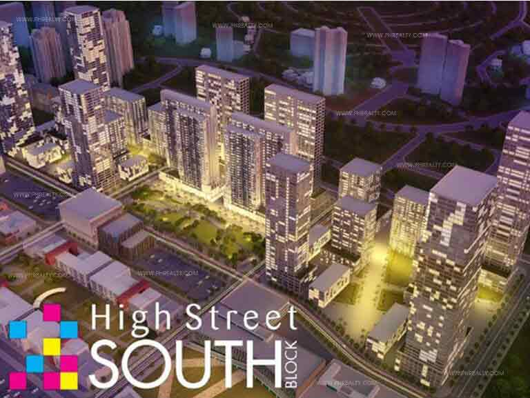High Street South Block