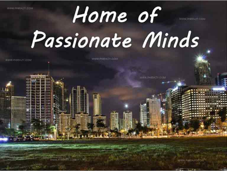 Home of Passionate Minds