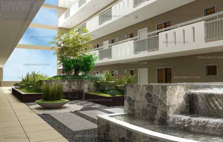 Landscaped Atriums