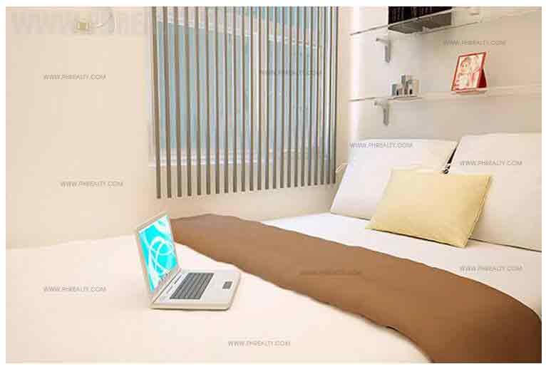 Minimalist Bed