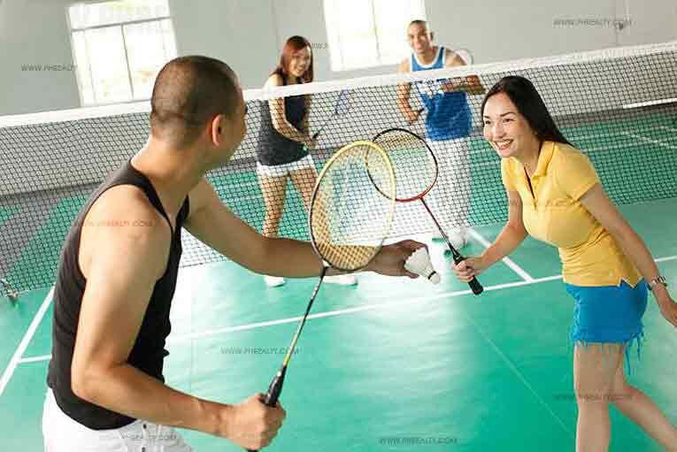 Primrose-Badminton Court