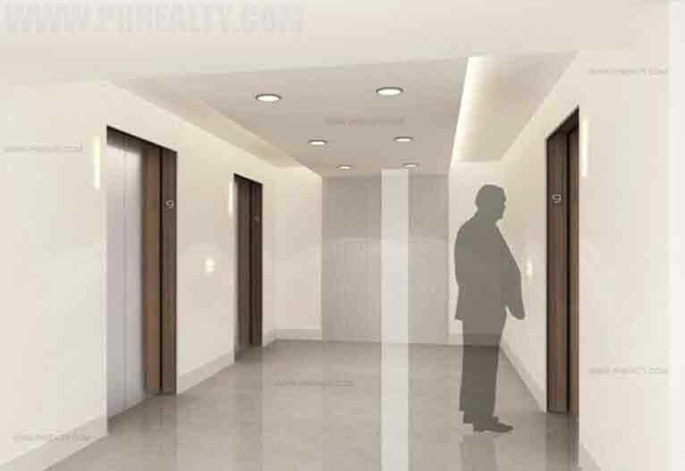 Residential Elevator Lobby