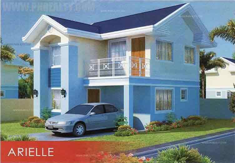 Arielle House Model