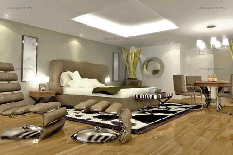 Bedroom with Dinning Area