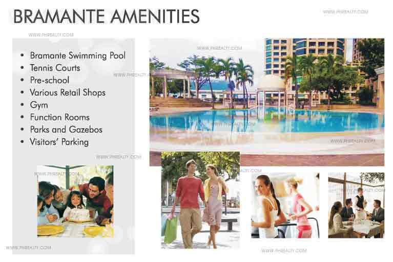 Bramante Swimming Pool