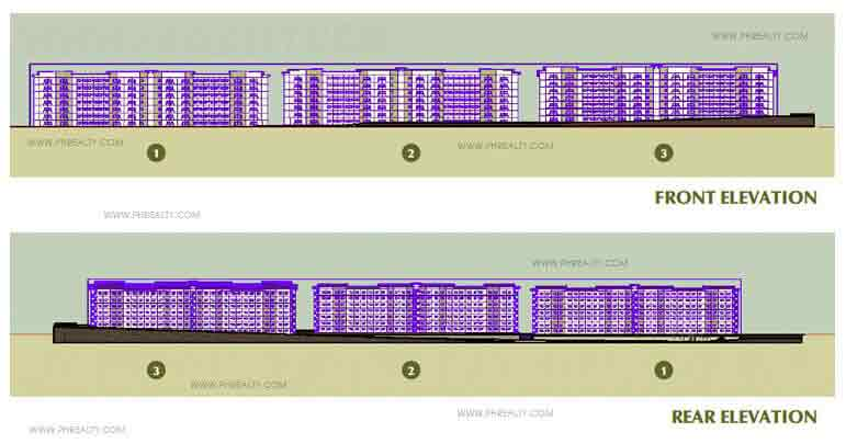 Site Development Plan Phase 1