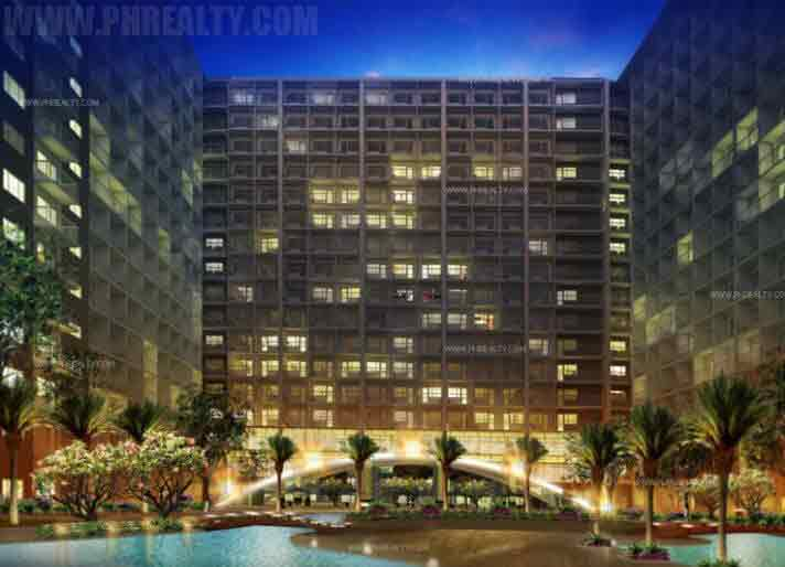Night View at Shore Residences