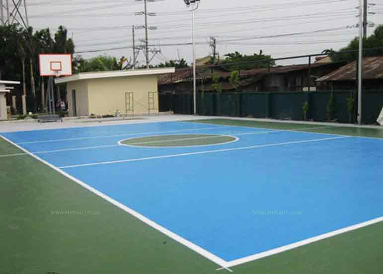 Basketball Ground
