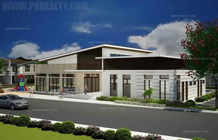 Clubhouse with Multi-Purpose Rooms, Fitness Gym, and Pool-side Veranda