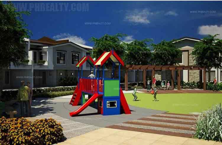 Outdoor Play Area & Themed Garden
